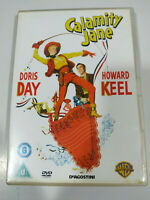 Calamity Jane Doris Day Howard Keel - Regione 2 DVD Inglese Francese