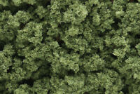 Light Green Bushes (Shaker) - OO/HO busches Woodland Scenics FC1645