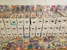 Comic Books mostly Marvel DC & some indi. 1979-1993. Bronze age. Lot of 30
