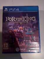 for the king roguelike tabletop adventure ps4 playstation 4 ps 4 neuf
