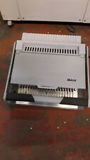 More details for ibico ibimaster 400 multi-function comb/wire binding machine + 4 hole punch