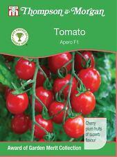 Thompson & Morgan-RHS verduras-semilla De Tomate Apero F1 - 5