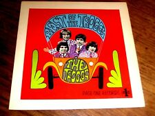 THE TROGGS ~ THE BEST OF THE TROGGS ~ PAGE ONE RECORDS FOR 001 MONO 1967~ EX/EX-
