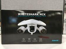 SUBLUE WhiteShark Mix Underwater Scooter Dual Motors, Action Camera Compatible