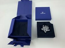Swarovski Crystal Small Water Lily Candleholder