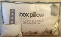 New Luxury Duck Feather Down And Goose Feather Down Box Pillow Best Price