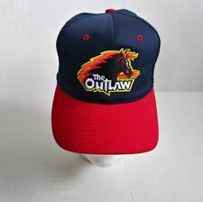 Vintage Dale Earnhardt Jr #8 Snapback Hat NASCAR The Outlaw