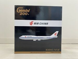 Jc Wings 1/200 Air China Boeing 747-8