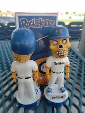Midland Rockhounds Sugar Skull Bobblehead Limited 1000 Oakland Athletics