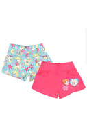 Girls Disney Frozen Shorts Size 4,6,8,10 Years