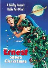 ERNEST SAVES CHRISTMAS NEW DVD
