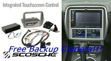 NEW SCOSCHE CAMARO 2010-2014 DASH KIT FOR DOUBLE OR SINGLE DINS WITH POCKET