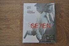 SEVEN (Se7en) Full Slip (Blu-ray Steelbook) Manta Lab Exclusive #14
