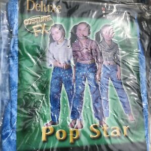 Job Lot 20 Pop Star/ Party Girls Fancy Dress Outfits New In Packaging
