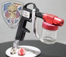 Flake King 500 Mini Gun- Dry Metal Flake Spray Gun, not Flake Buster