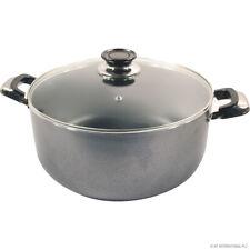 28 Cm Casserole/Ragoût Pan antiadhésif avec bakélite Poignées - 6 L