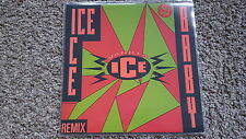 Vanilla Ice - Ice Ice Baby 12'' Disco Vinyl (Queen/David Bowie - Under pressure)