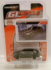 2012 '12 DODGE 300 MOPAR DIECAST GL MUSCLE R14 GREENLIGHT