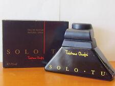 SOLO TU Tristano Onofri Perfume Women 2.5 oz Eau De Parfum Spray NIB RARE