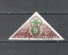 T312 - HAITI 1962 - MAZZETTA DI 10 MALARIA - VEDI FOTO