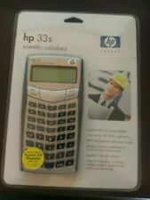 HP 33s Scientific Calculator User's Guide Manual