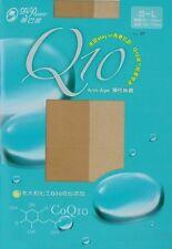 On Sale - Fashion Q10 skin anti-aging healthy stretch silk pantyhose 1950S