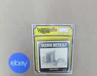 Woodland Scenic Pewter Castings Model Train Scenery Items (Select One) NIP