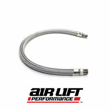 """Airlift Braided Hose Line 1/4"""" Male for Struts - New Style"""