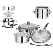 Magma Nestable 7 Piece S.S Starter Cookware Set
