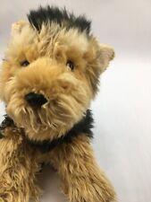 Ganz Webkinz Signature Short haired Yorkie  plush stuffed animal no code dog