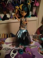 Monster High Egypt Ghouls Rule Cleo de Nile Doll