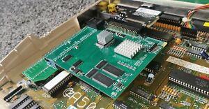 M68EC020-TK ACCELERATOR FOR AMIGA 500 / AMIGA 500PLUS / AMIGA 2000 + 8GB CF