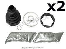 LAND ROVER RR Evoque (2012-2014) Axle Boot Kit Front Left & Right Inner GENUINE