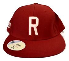 "Stall & Dean Rucker ""R"" Harlem Street Basketball Fitted Hat Pick Size"