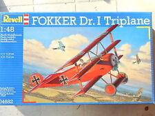 FOKKER DR I - 1/48 - REVELL 04682 - (1173)