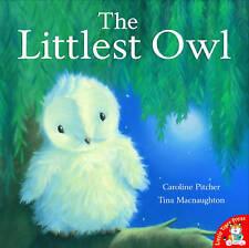 The littlest hibou par caroline pitcher (paperback, 2009)