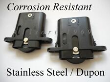 Sliding Security Screen Door Rollers Wheels Corrosion Resistant * 1 Pair *