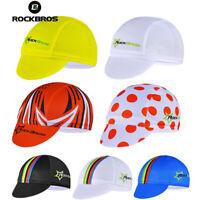 ROCKBROS Cycling Cap Outdoor Sports Hat Running Sunhat Unisex Hat helmet helmet