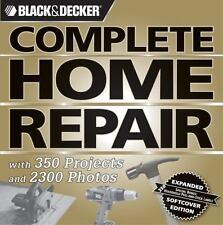 Black & Decker Complete Home Repair (Black & Decker Complete Photo-ExLibrary