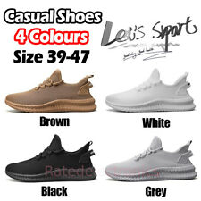 New listing Casual Running Gym Shoes Men's Outdoor Athletic Jogging Sports Tennis Sneaker US