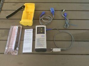 Profi Pulsoximeterpaket  Nellcor , O2 Messung  bei Corona