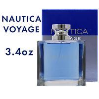Nautica Voyage  3.4 oz / 100ml EDT Cologne for Men Brand NEW SEALED In Box