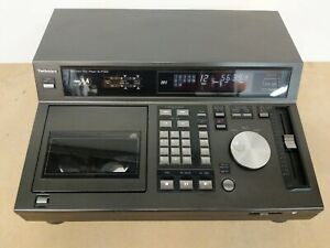 Vintage Technics SL-P1200 Professional CD Player. Excellent-Cleaned!