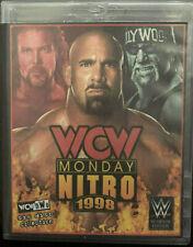 WCW Nitro 1998 World Championship Wrestling 6 Disc Blu ray Set