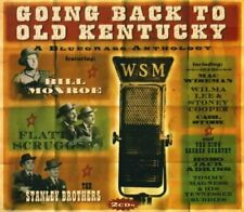 Various Artists - Going Back To Old Kentucky - A Bl... - Various Artists CD KMVG