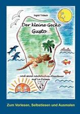 Der kleine Gecko Gusto., Brand New, Free shipping in the Us
