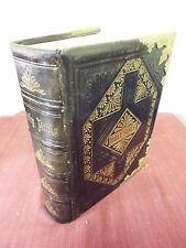 1885 KJV Bible - Brown's Self Interpreting Bible