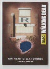 The Walking Dead AMC Costume Trading Card Terminus Resident M10.3 (01)