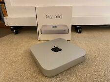 Apple Mac mini A1347 Desktop - (October, 2014) Core i5, 8Gb RAM, 1Tb HDD