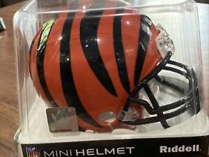 Cincinnati Bengals Riddell NFL Mini Helmet New The package ~ 2010